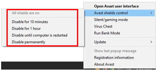 How To Disable ( Turn Off ) Avast Temporarily In Few Seconds - The Ultimate Guide