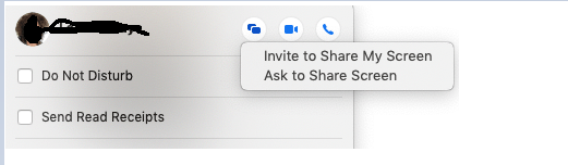 Mac Screen Share Functionality ( iPhone Screen Share Using Facetime Screen share Application )