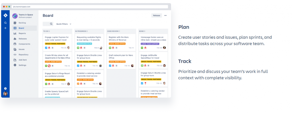 List Of 10 Free Best Project Management Tools And Software Online