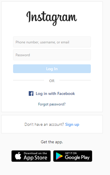 Instagram Login With Facebook – A Quick Guide !! ( How To Fix The Instagram Login Error Quickly ?)