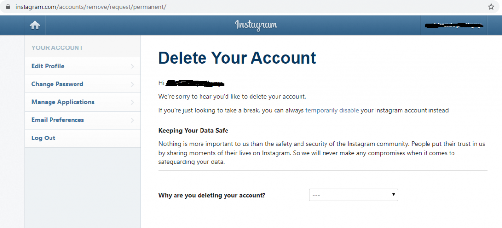 How To Deactivate And Delete Instagram Account Permanently (Or Temporarily) ? [How To Remove Insta Account/Comment/Search History/photo/Post ?]