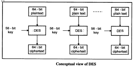 What Is Data Encryption Standard (DES) In Cryptography ?