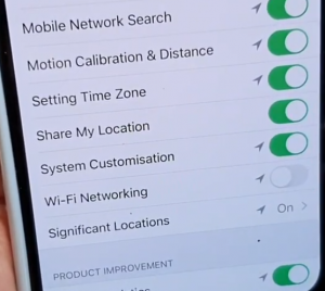 Slow Wifi Internet In Your iPhone