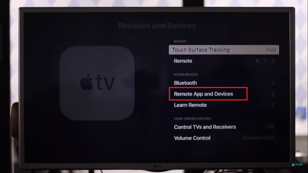 Lost Your Apple TV Remote