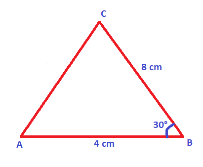 Area of triangle with no height